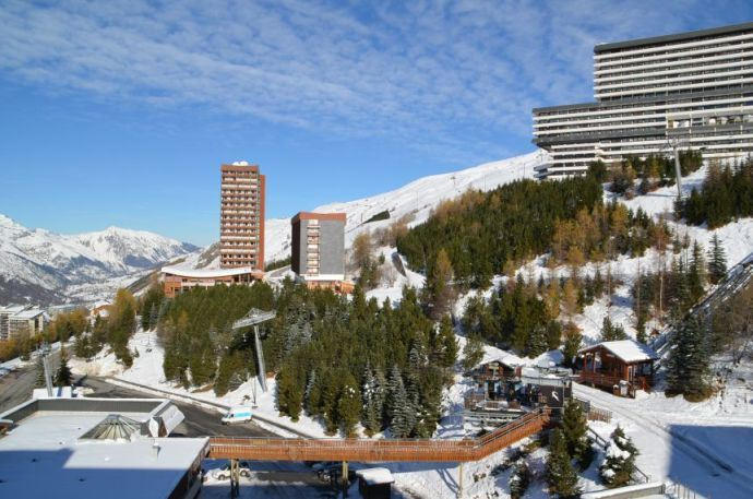 2 Pers Studio ski-in ski-out / CHAVIERE 729