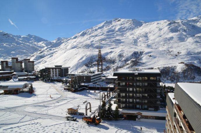 4 Pers Studio ski-in ski-out / CHAVIERE 816