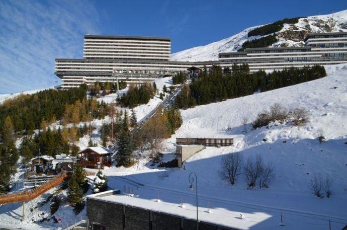 2 Pers Studio ski-in ski-out / CHAVIERE 430