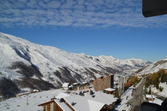 2 Pers Studio ski-in ski-out / CHAVIERE 735
