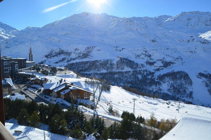 4 Pers Studio ski-in ski-out / LAUZES 7