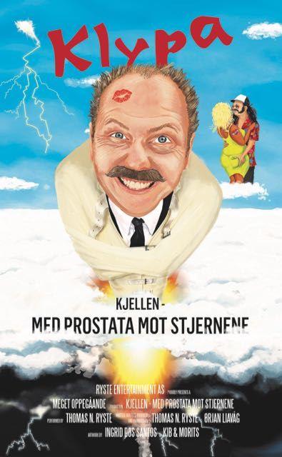 © Klypa, Klypa presenterer: Kjellen - Med prostata mot stjernene