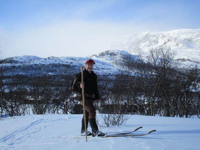 Skimakerkurs på Hjerleid