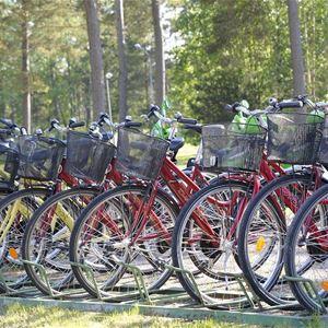 Gröna Udden for motorhomes and caravans incl electricity