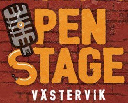 Open Stage på Fängelset
