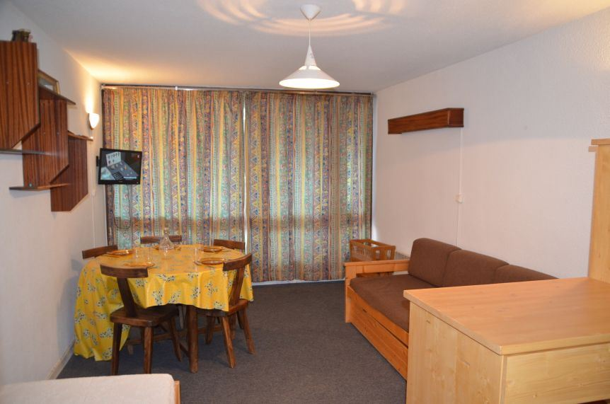2 Rooms 6 Pers ski-in ski-out / CARON 201