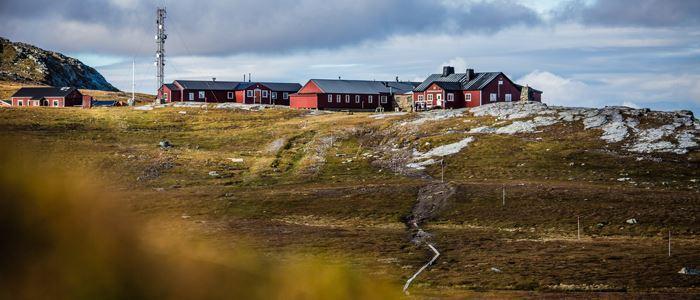 Blåhammaren, STF Fjällstation