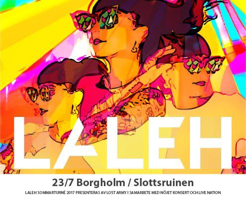 Laleh - Sommarturné 2017