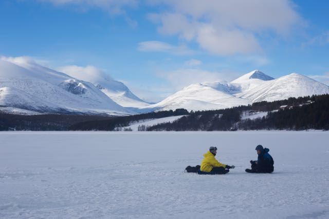 Vinteraktiviteter på Rondane Friluftssenter, Rondetunet