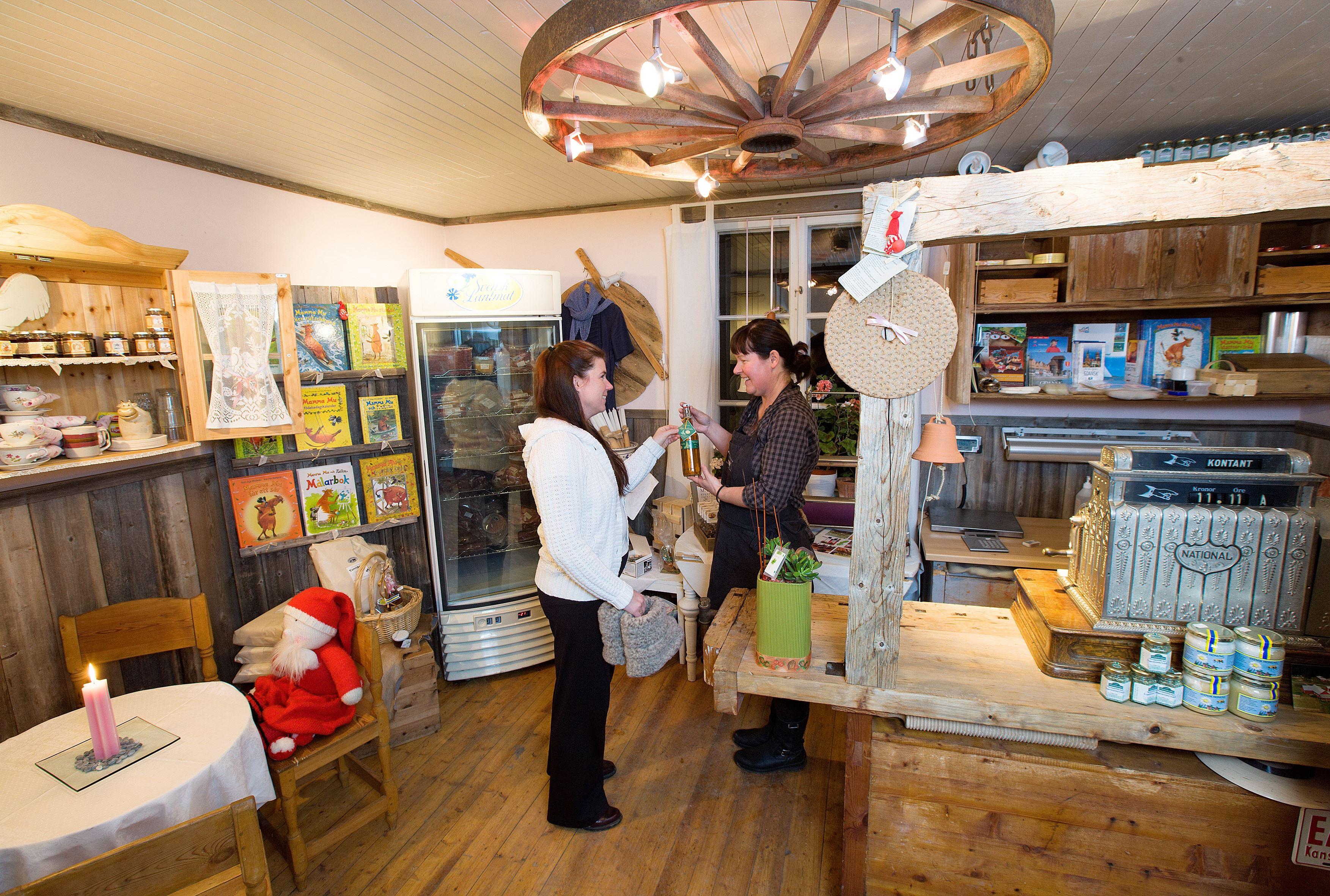 Åbrånets Limousin - Gårdsbutik & Cafe
