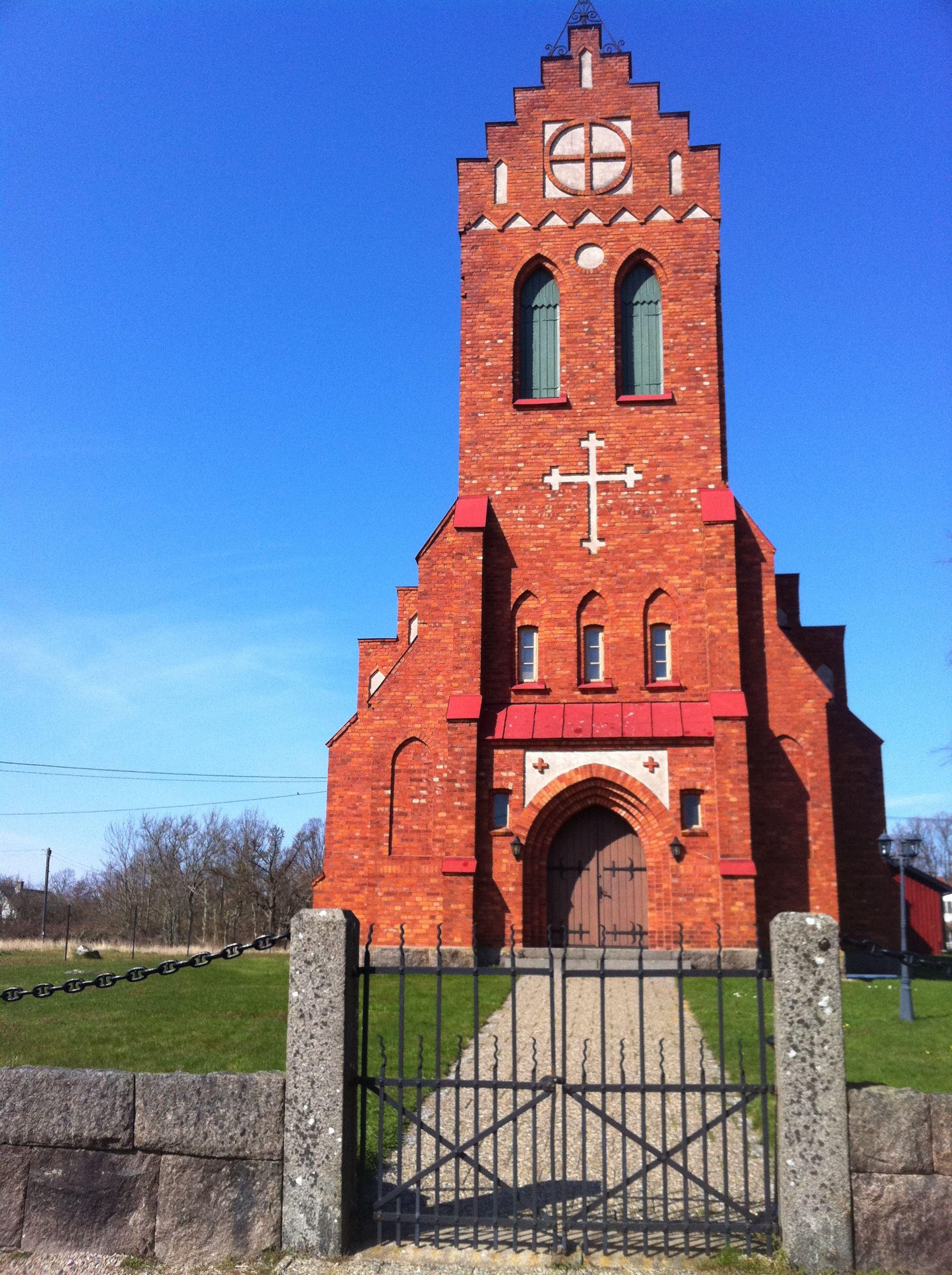Aspo Church