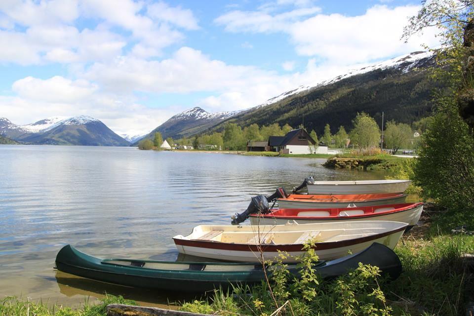 Utleie båter, kano og kajakker på Jølvassbu