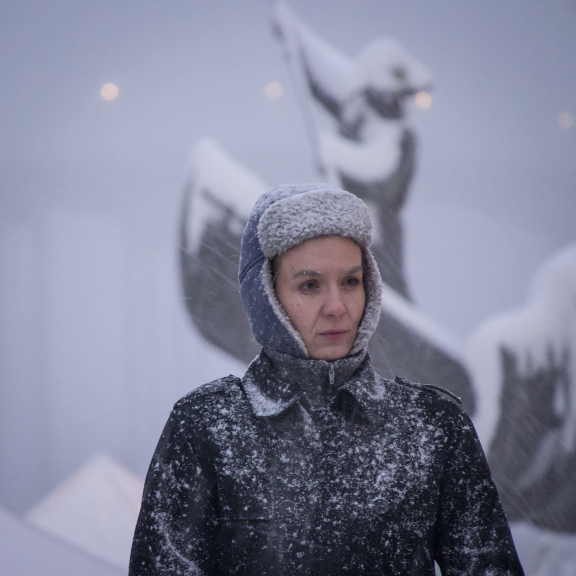 En polarhelt beretter - Sadio Nor Teater