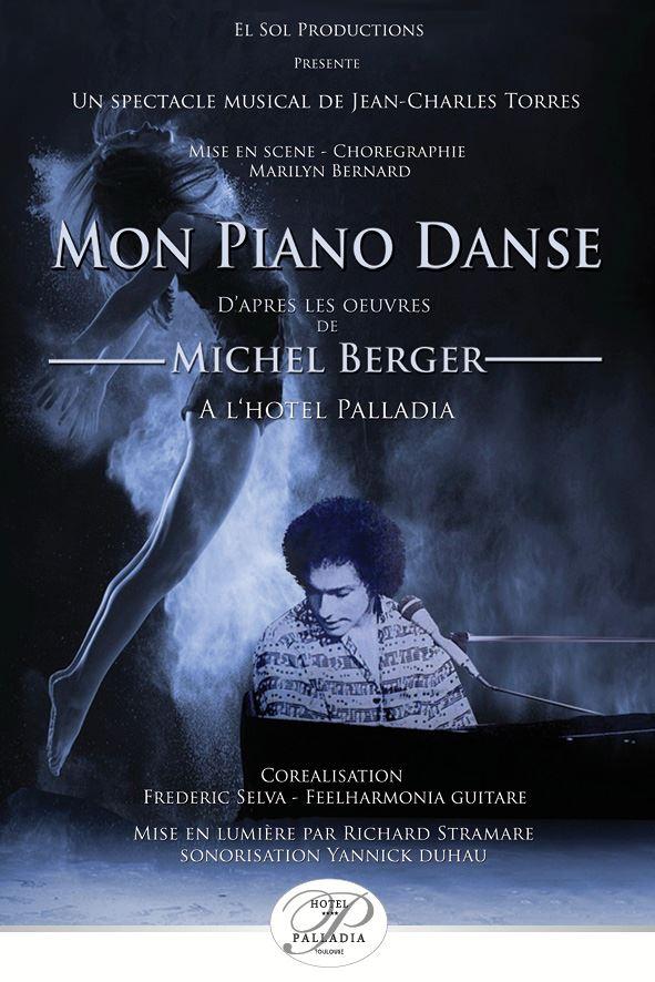 "Spectacle ""Mon piano danse"""