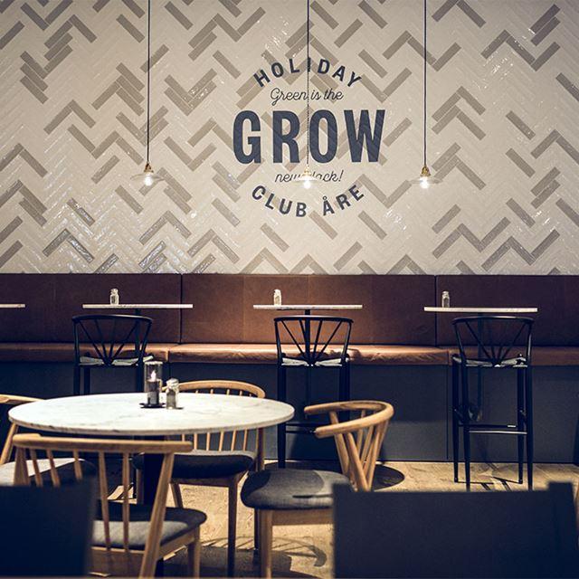 Restaurang Grow - green is the new black