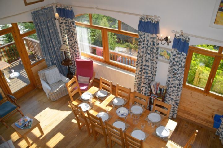 6 Rooms 10 Pers ski-in ski-out / BALCONS DE ST MARTIN 9