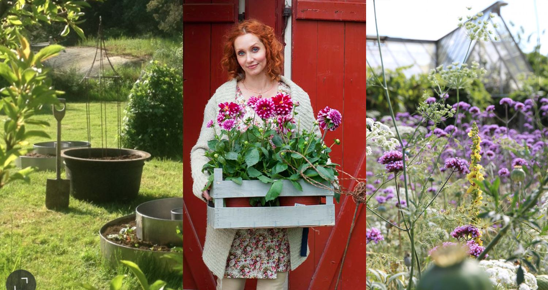 Linda Schilén – Inreda ute, skapa en trädgård att leva i