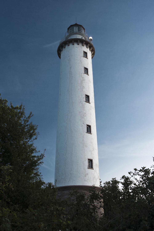 Leuchtturm Långe Erik