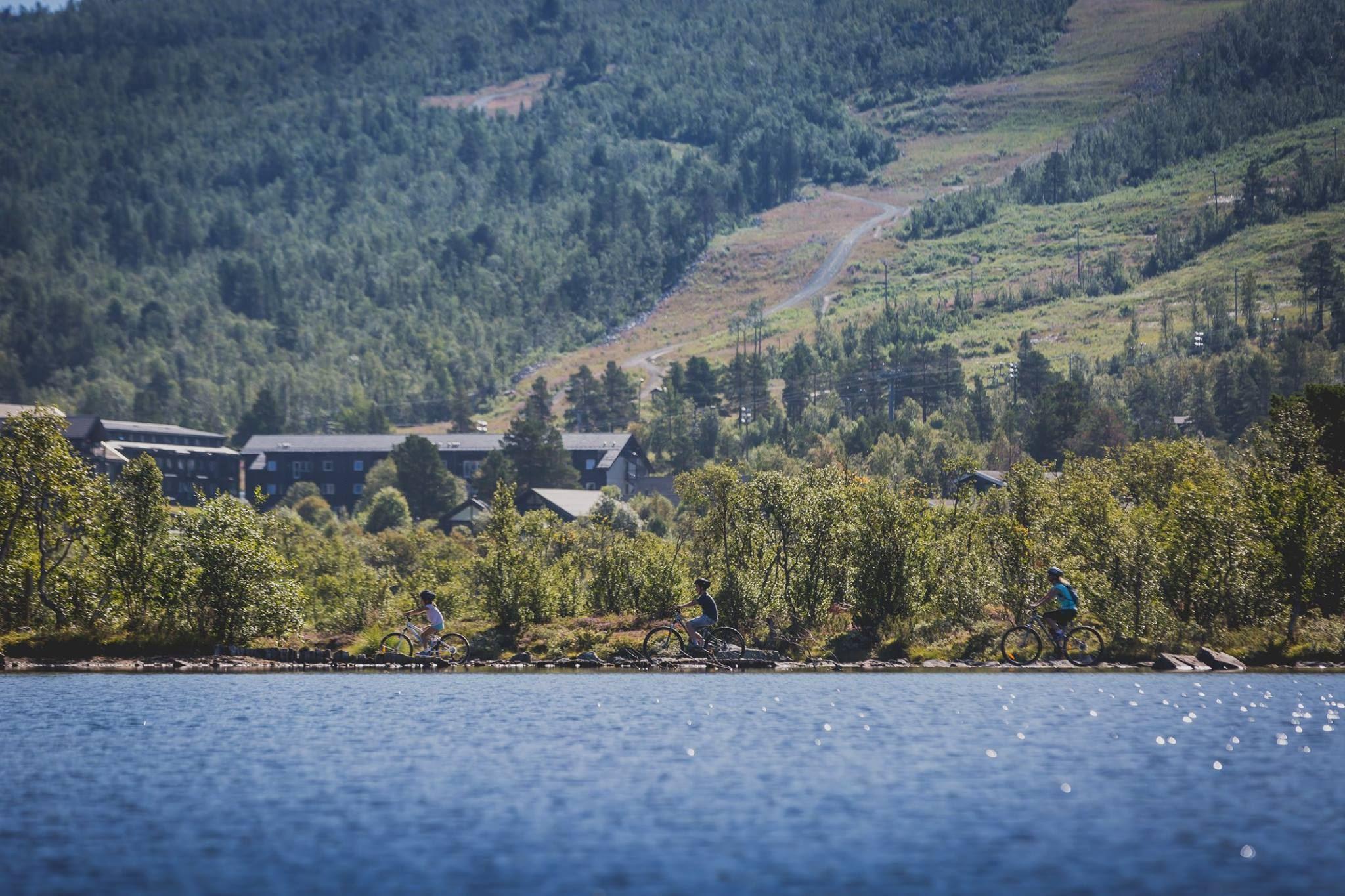 Sykkeltur: Ustedalsfjorden Rundt