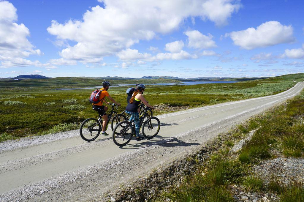 Sykkeltur: Geilo – Skurdalen – Tuva – Geilo