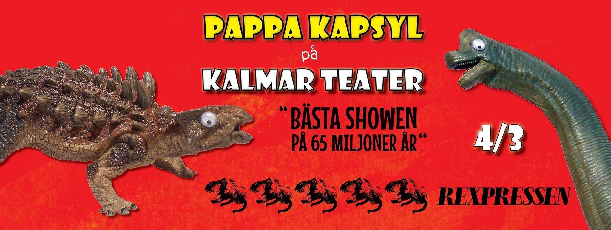 Pappa Kapsyl på Kalmar Teater