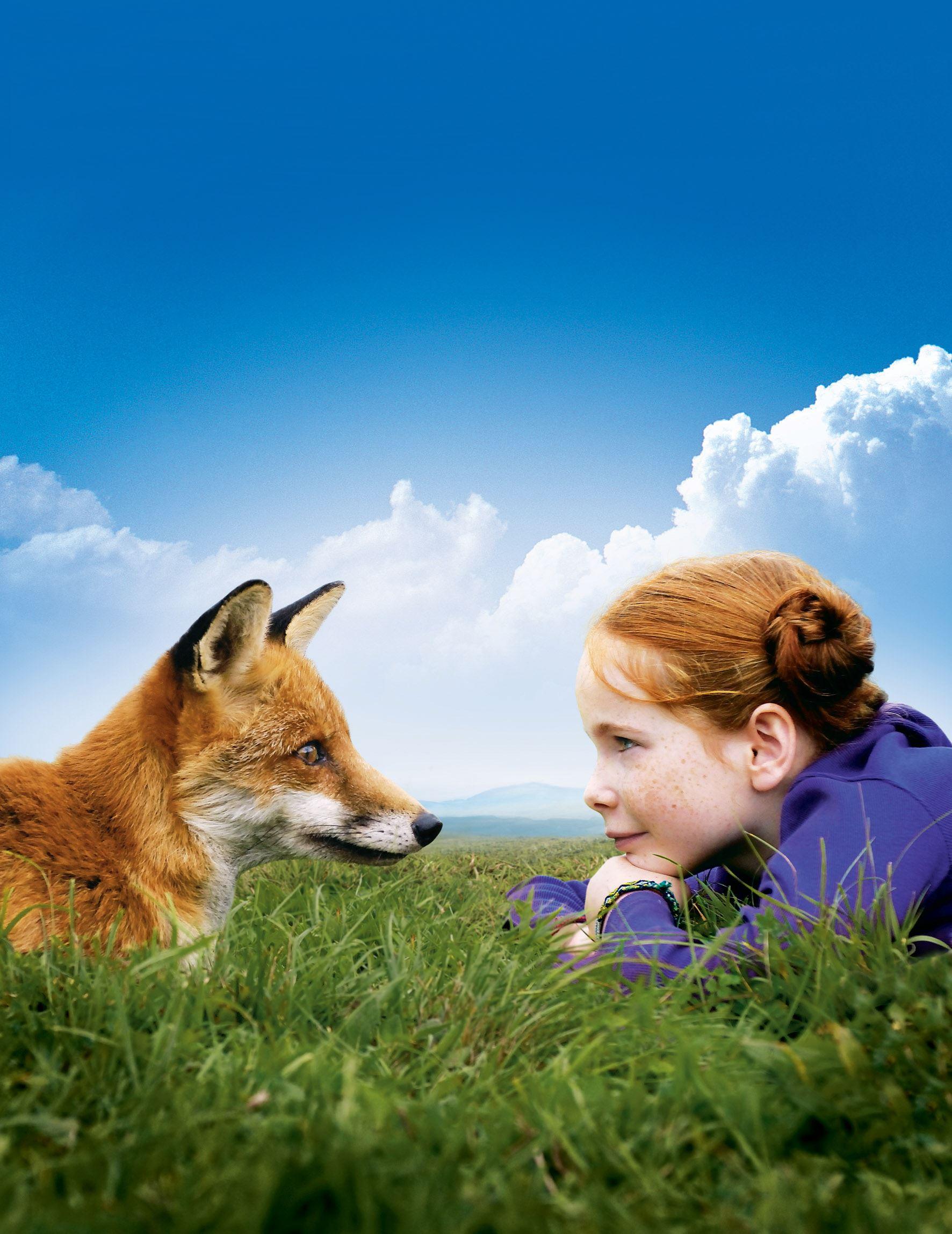 Barnbio Flickan och räven