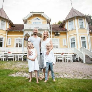 STF Röstånga/Villa Söderåsen B&B