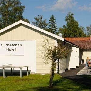Hotell - Sudersand Resort, Fårö