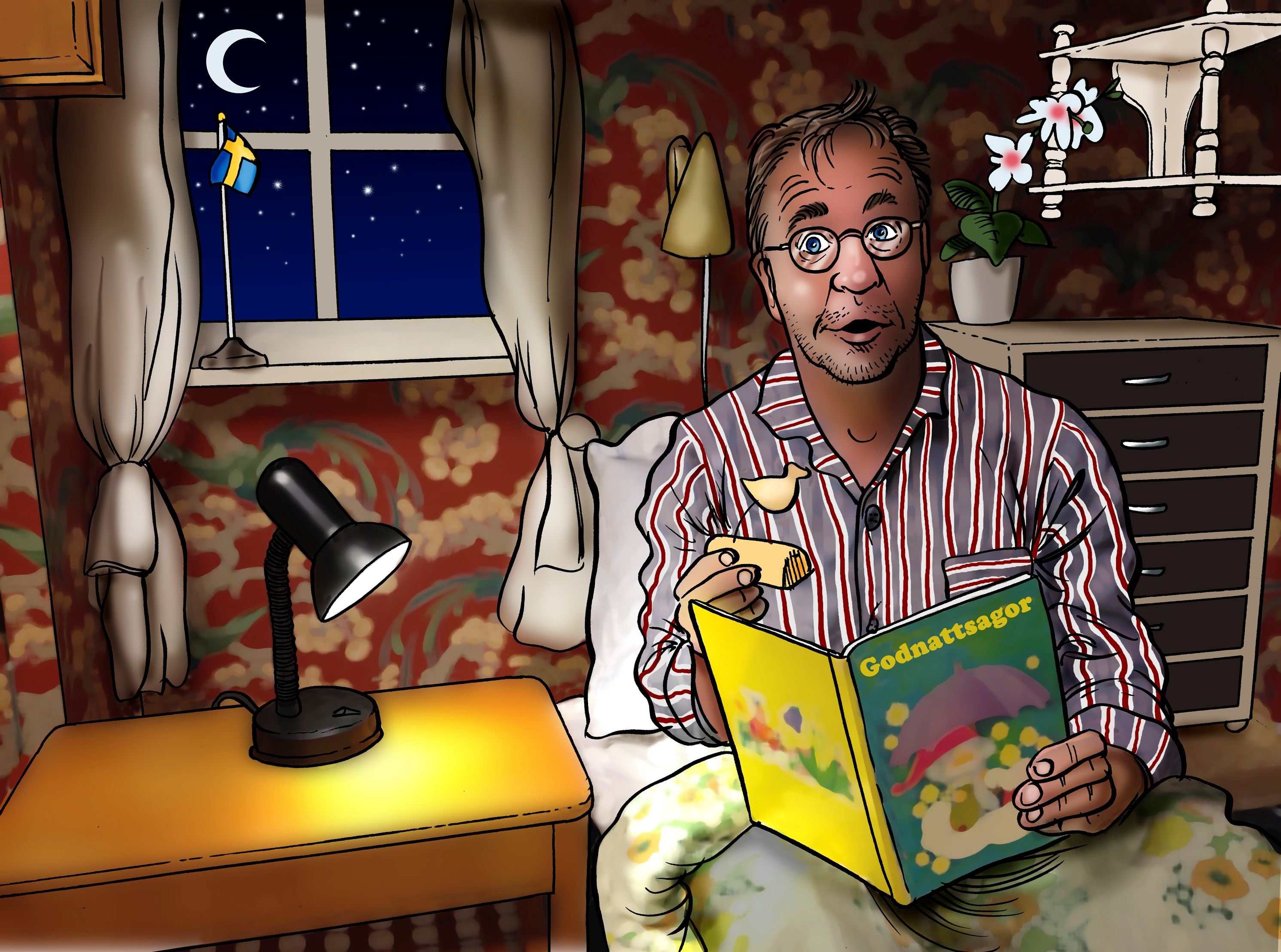 Barnteater: Godnattstunden