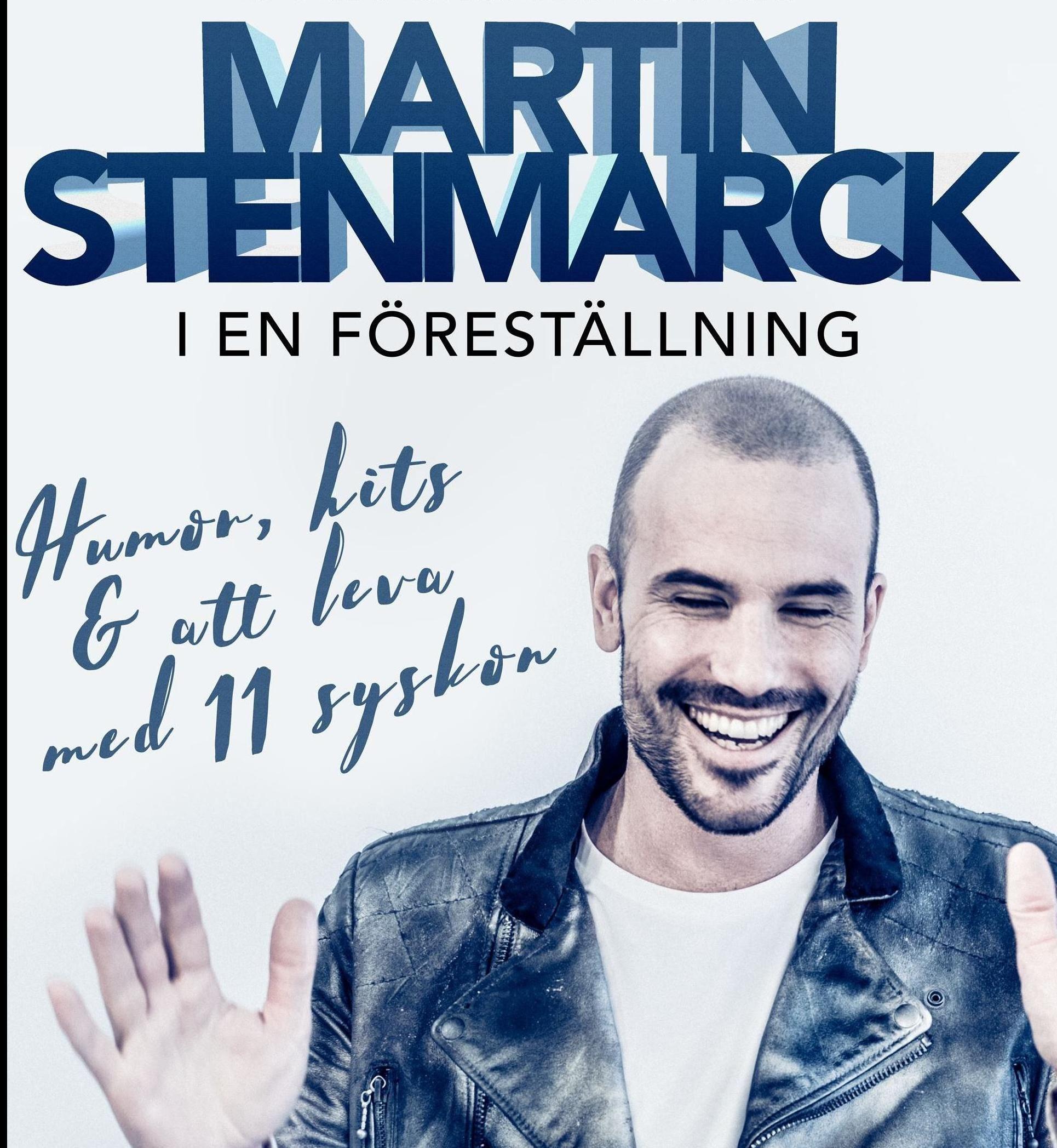 Teater: Provföreställning – Martin Stenmarck - En föreställning