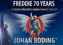 Musik: Freddie 70 years