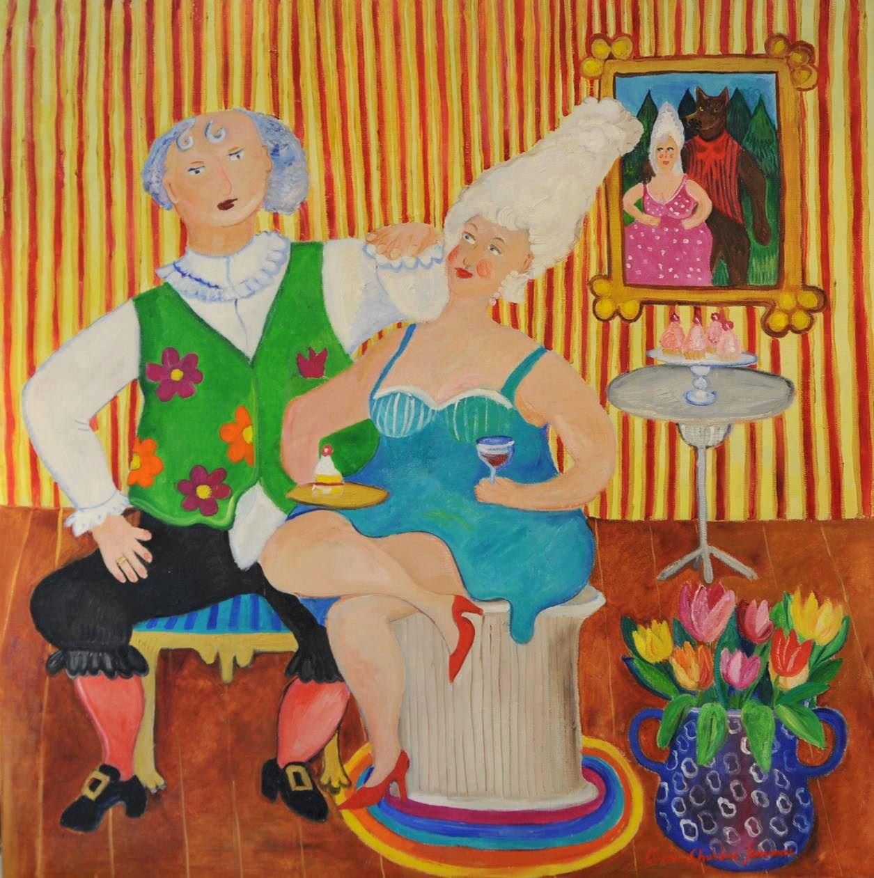 Utställning: Ann Christine Jensmar