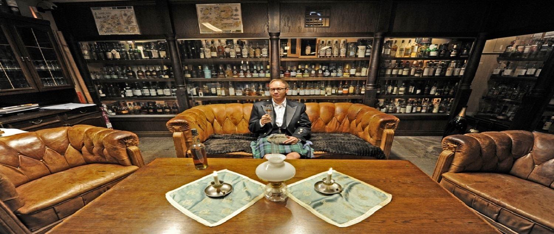 Whiskyprovning på Skansen