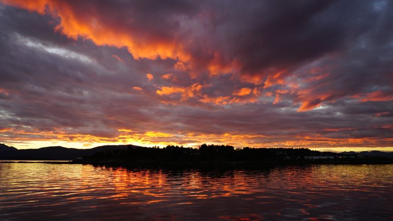 Midnightsun sailing- Luxury catamaran Arctic Princess - Arctic Cruise in Norway