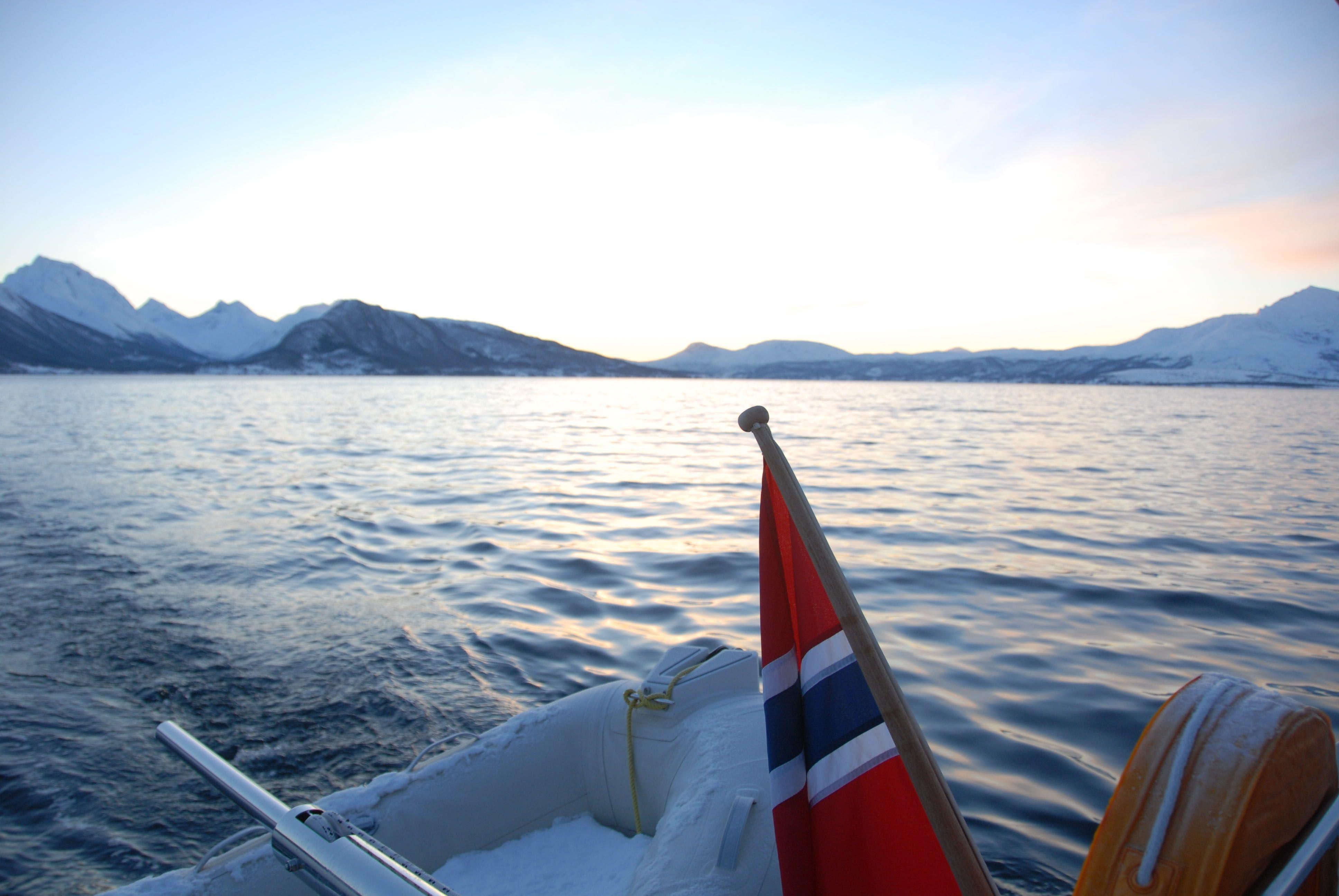 Fjord Cruise – Seiltur i Tromsø skjærgård - Arctic Cruise in Norway