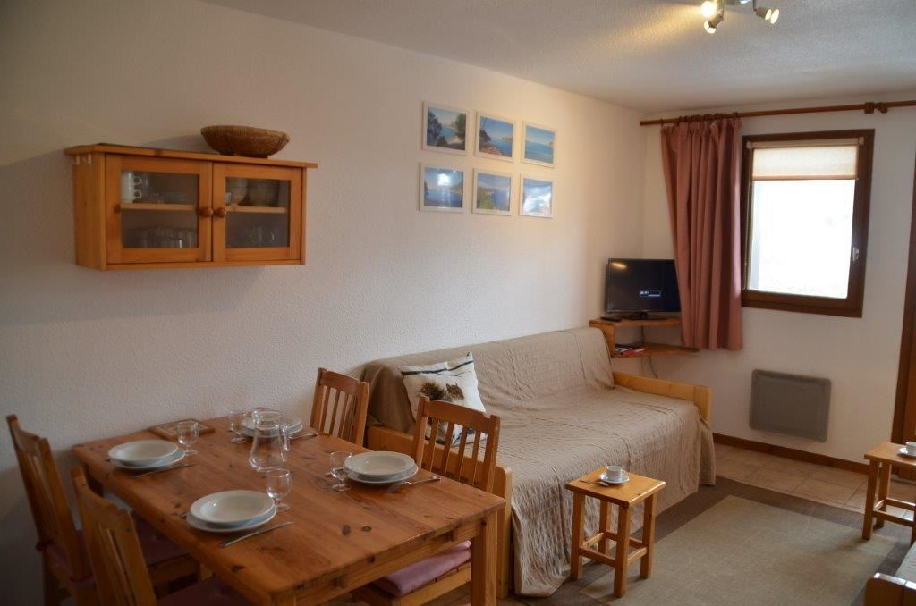 2 Rooms 4 Pers ski-in ski-out / GENTIANES 7