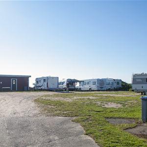 Ställplats - Krokås fiskehamn