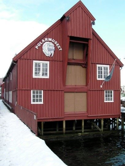 Guided Tour of the Polar Museum