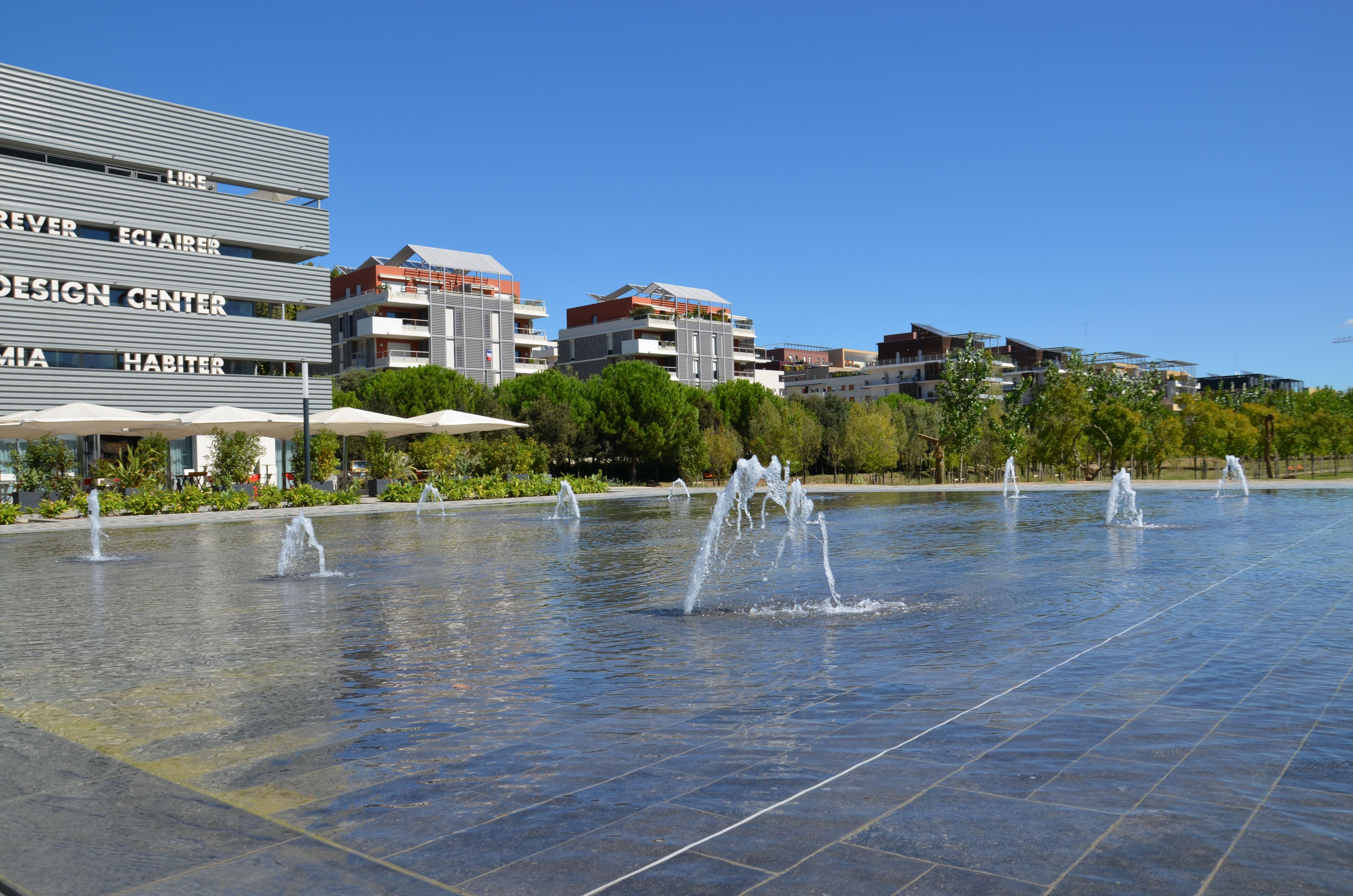 Port Marianne ou les nouvelles architectures