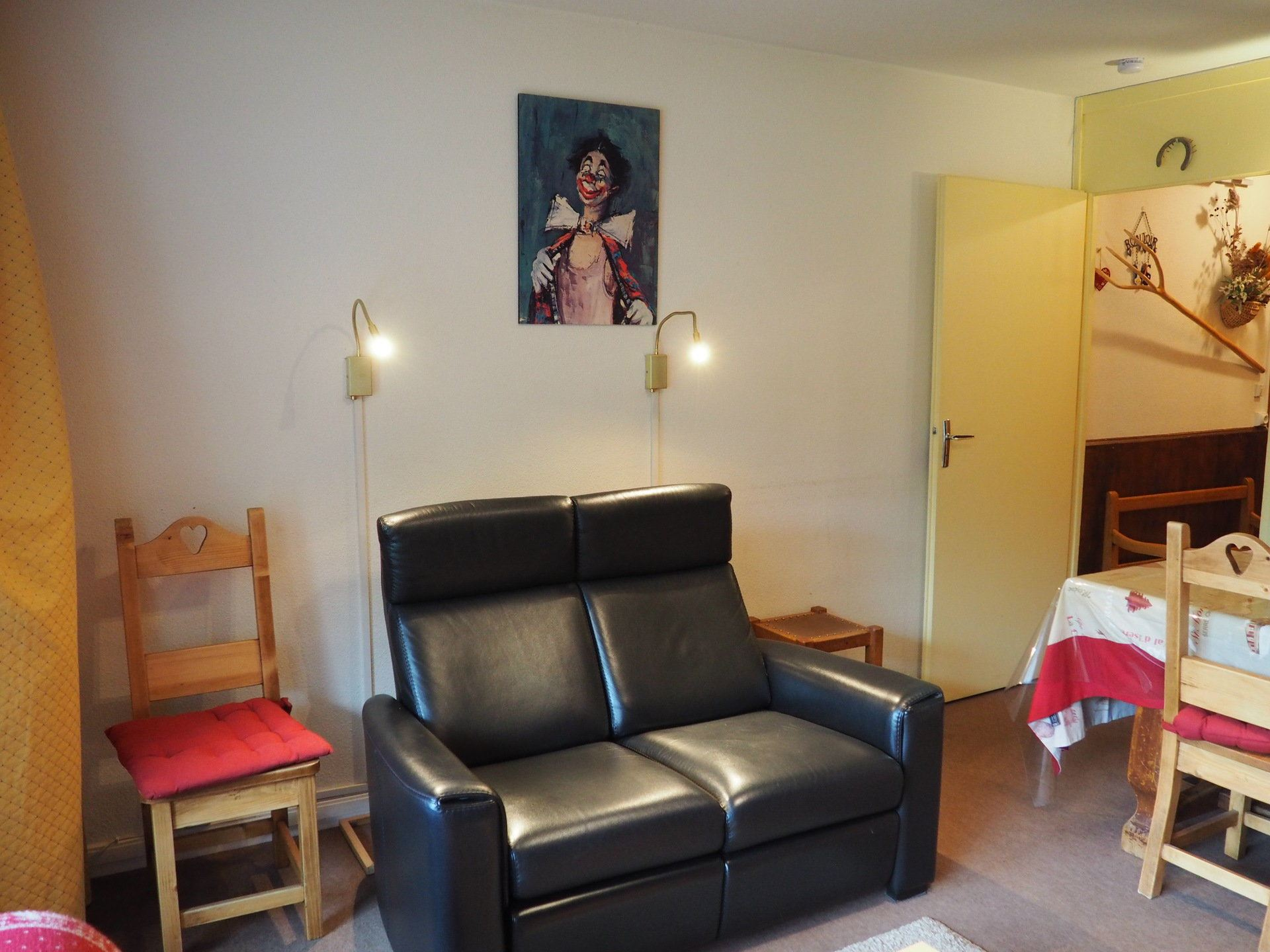 3 Rooms 6 Pers ski-in ski-out / OISANS 65