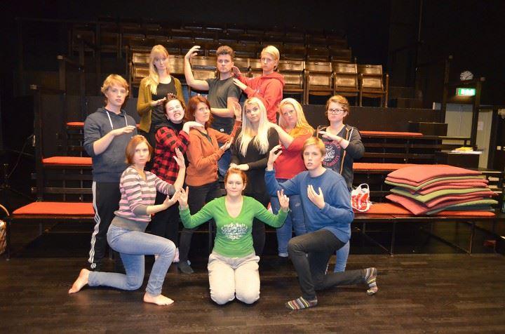 Teatersmedjans ungdomsteaterfestival