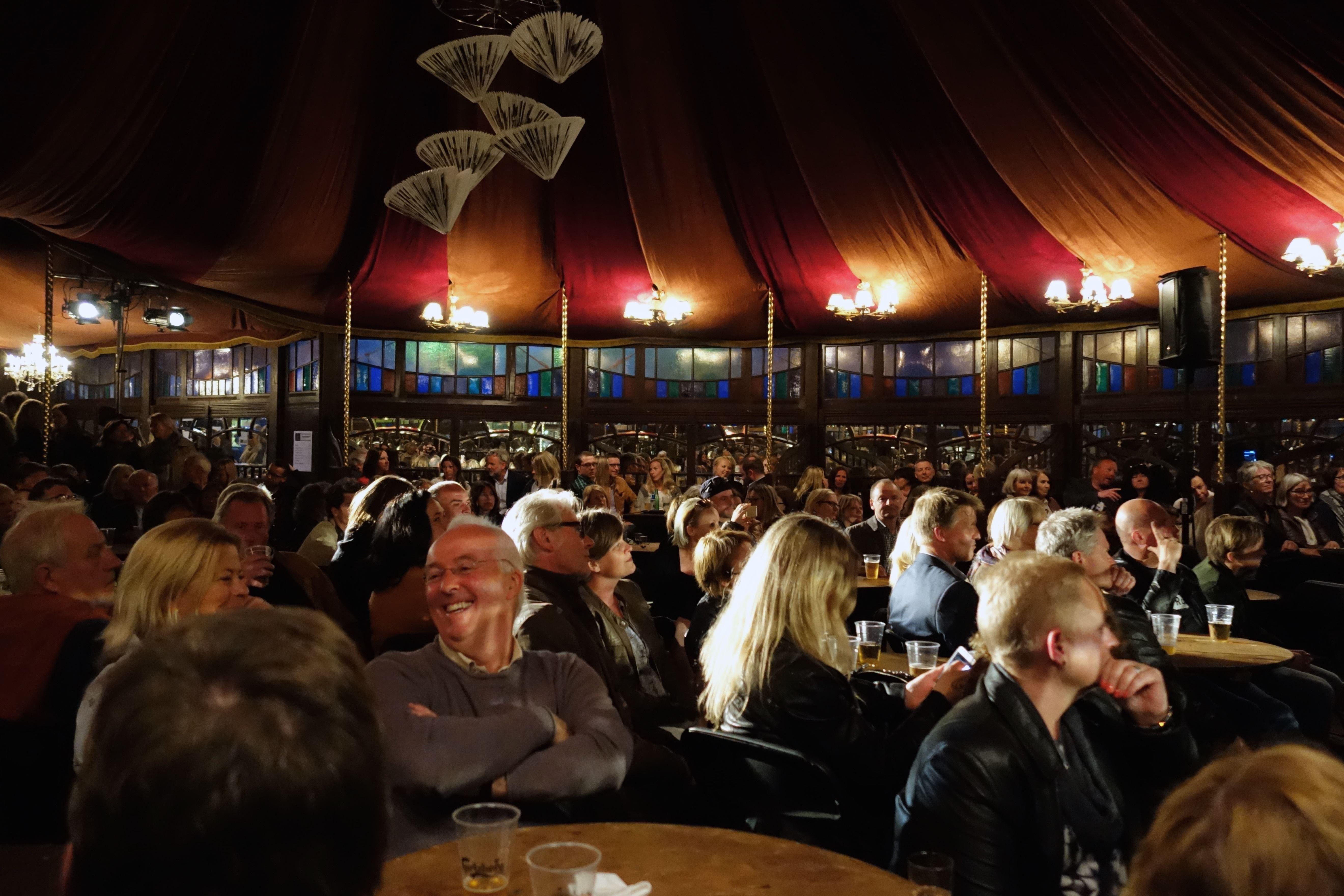 Norwegian Festival of Literature in Lillehammer