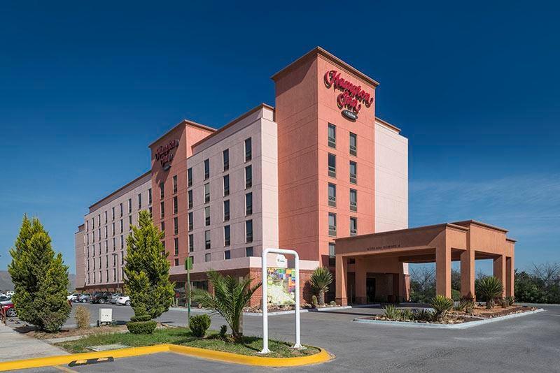 Hampton Inn by Hilton Saltillo Airport Area