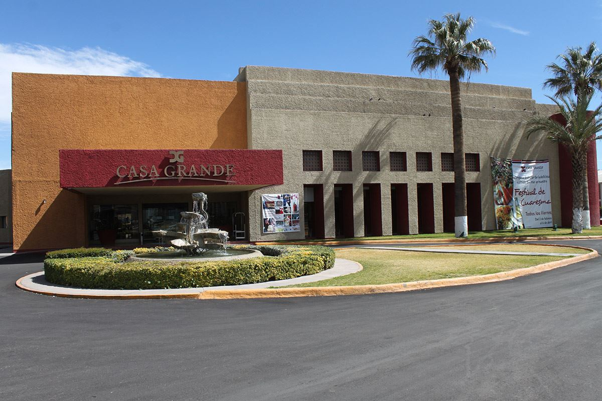 Hotel Casa Grande Chihuahua Convention Center
