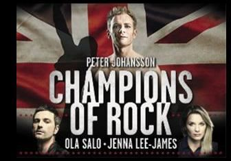 Musik: Champions of rock