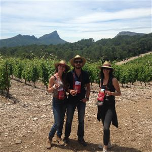 Hike & Wine in Pic St Loup with Bertrand Bosc