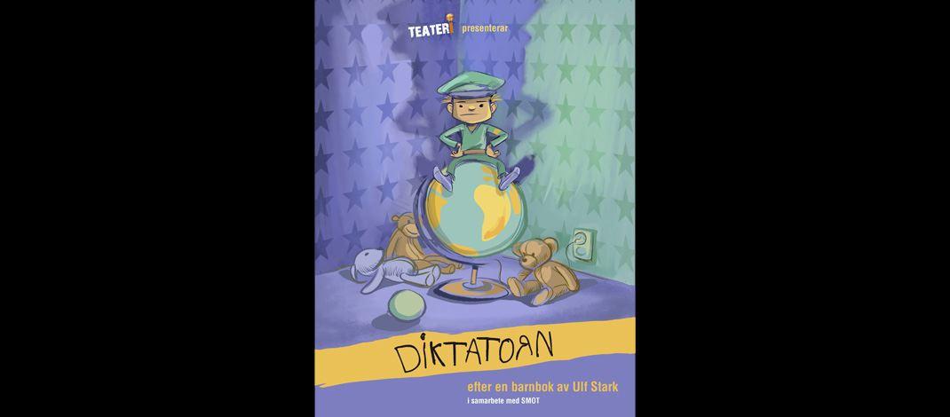 Diktatorn - efter en barnbok av Ulf Stark