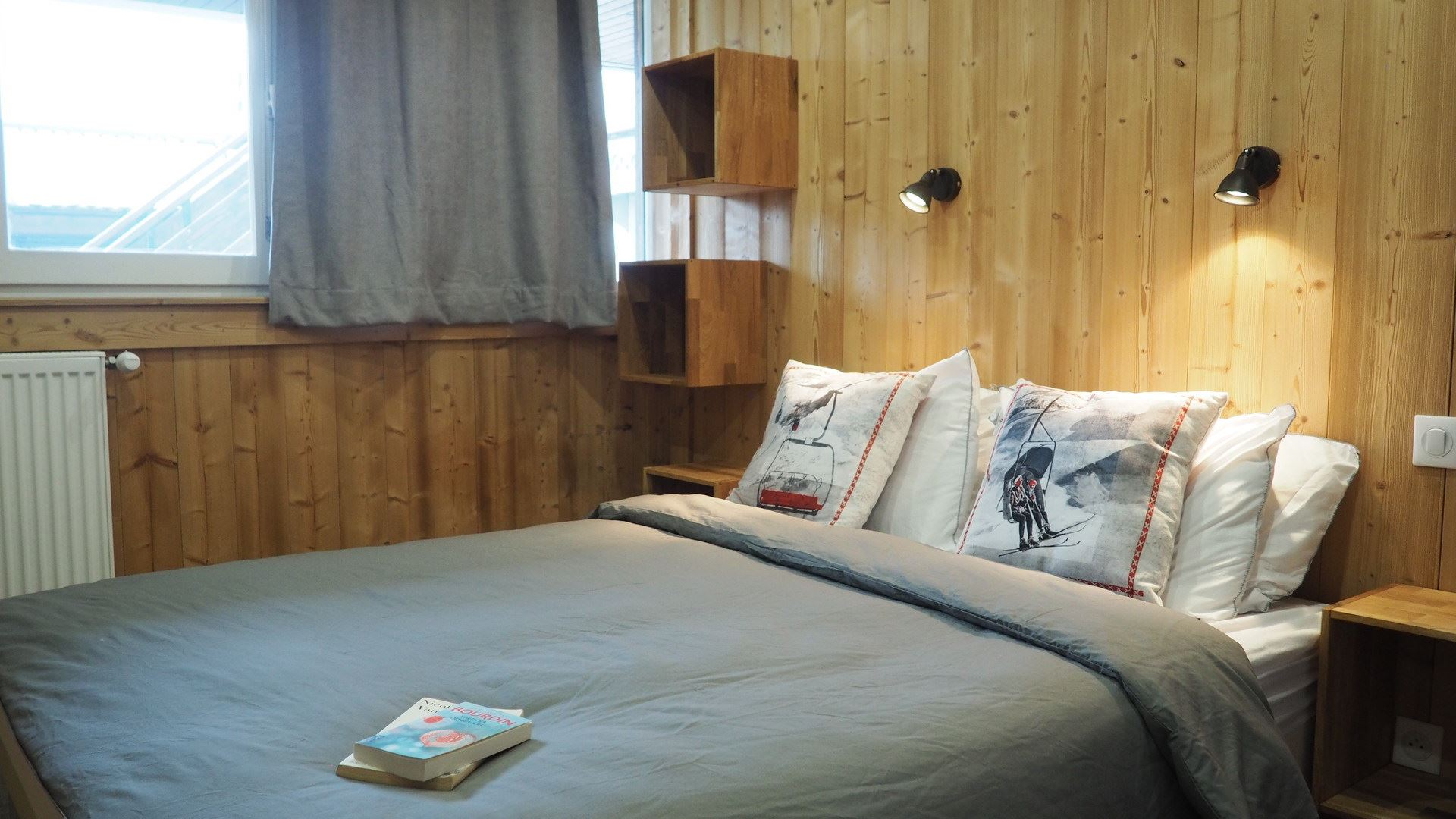 4 Rooms 6 Pers ski-in ski-out / OISANS 3
