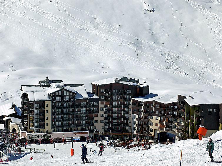 4 Pers Studio Ski-in Ski-out / CARLINES I 46