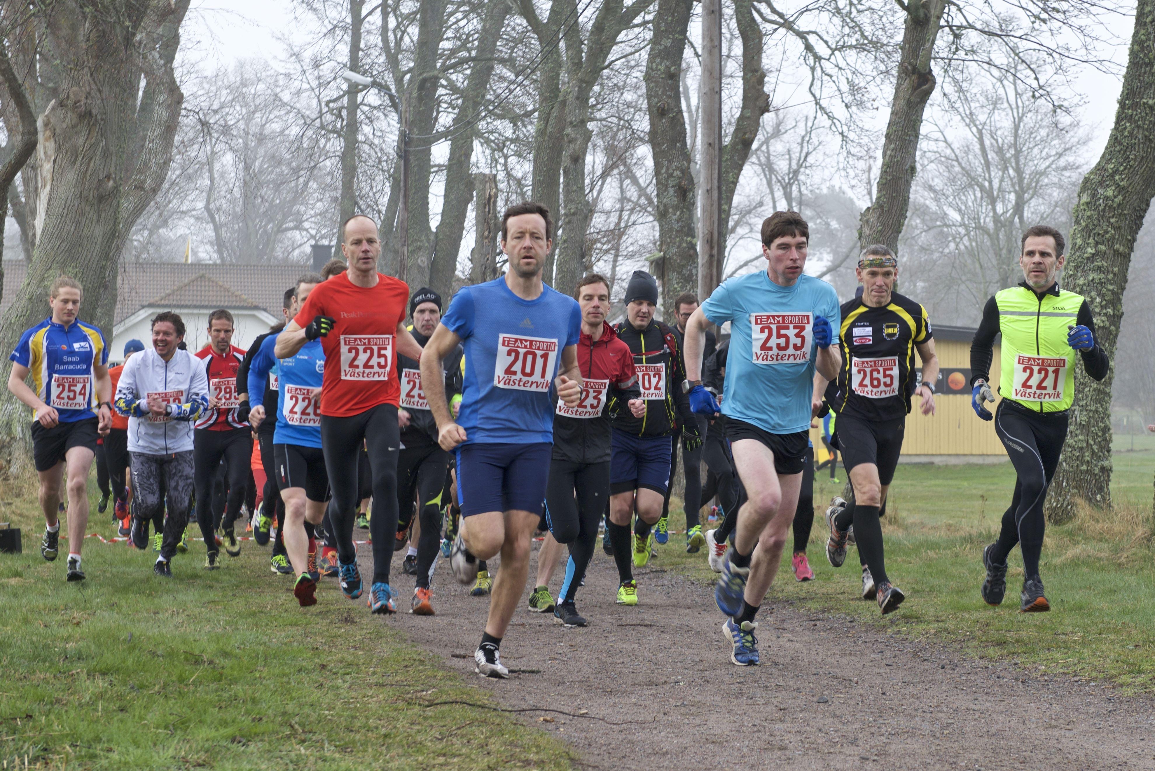Tjust Trail Run
